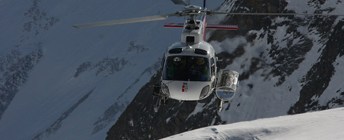 GMH Helicopters service